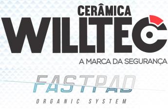 Pastilhas e Freios Willtec Ceramica FastPad