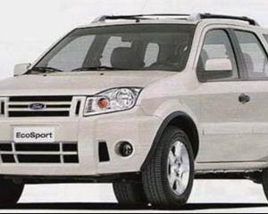 Troca de discos e pastilhas de freio do Ecosport
