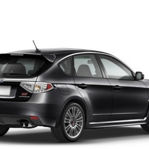 Subaru Impreza com os Discos de Freio Empenados