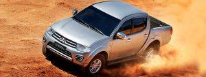 • Mitsubishi L200 Triton HPE 4X4