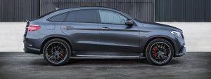Mercedes-AMG GLE 63 (SUV e Coupé)