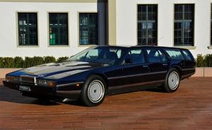 Carros mais feios - Aston Martin Lagonda