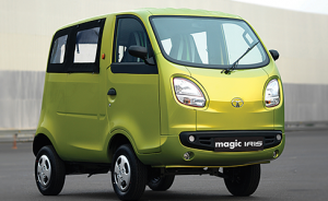 Carros mais feios - Tata Magic Iris