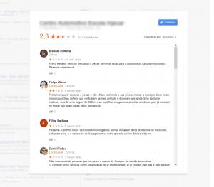 Google meu negócio_oficina_ideal