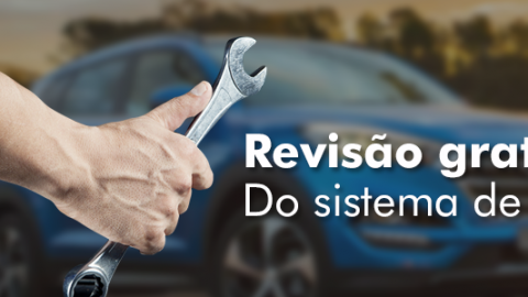 Revisão gratuita no sistema de freios é na BREQUE!