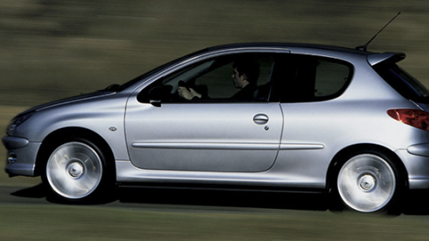Peugeot 206: Pastilhas de freio e Discos de freio