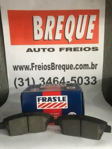 Pastilhas de Freio HB20