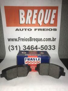 Pastilhas de Freios HB20
