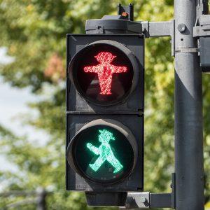 curiosidades sobre semáforos de trânsito