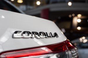 Pastilhas de Freio Toyota Corolla