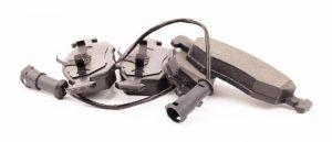 Sensores de desgaste de pastilhas de freio